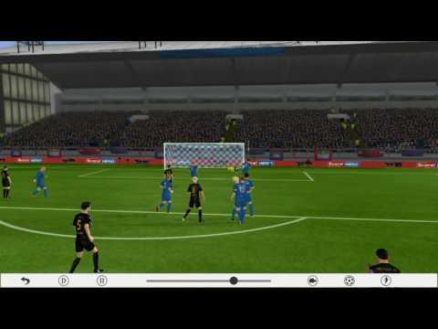 Nhung ban thang dep nhat dream league soccer 16