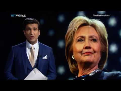 The Newsmakers: Hillary Clinton's health and the UK's intervention in Libya