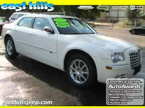 Used Chrysler 300 Long Island 2008 Located In NY At East Hills Chrysler  Dodge Jeep