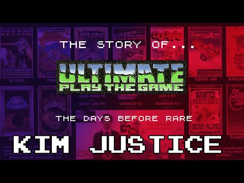 Ultimate: Play the Game - the Story Before Rare (ZX Spectrum) - Kim Justice