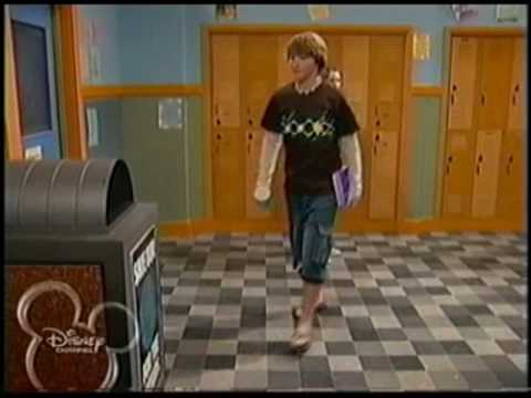 Sterling Knight on Hannah Montana