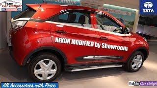 Tata Nexon Best Modified   Nexon Accessories with Price   Nexon Xm Model
