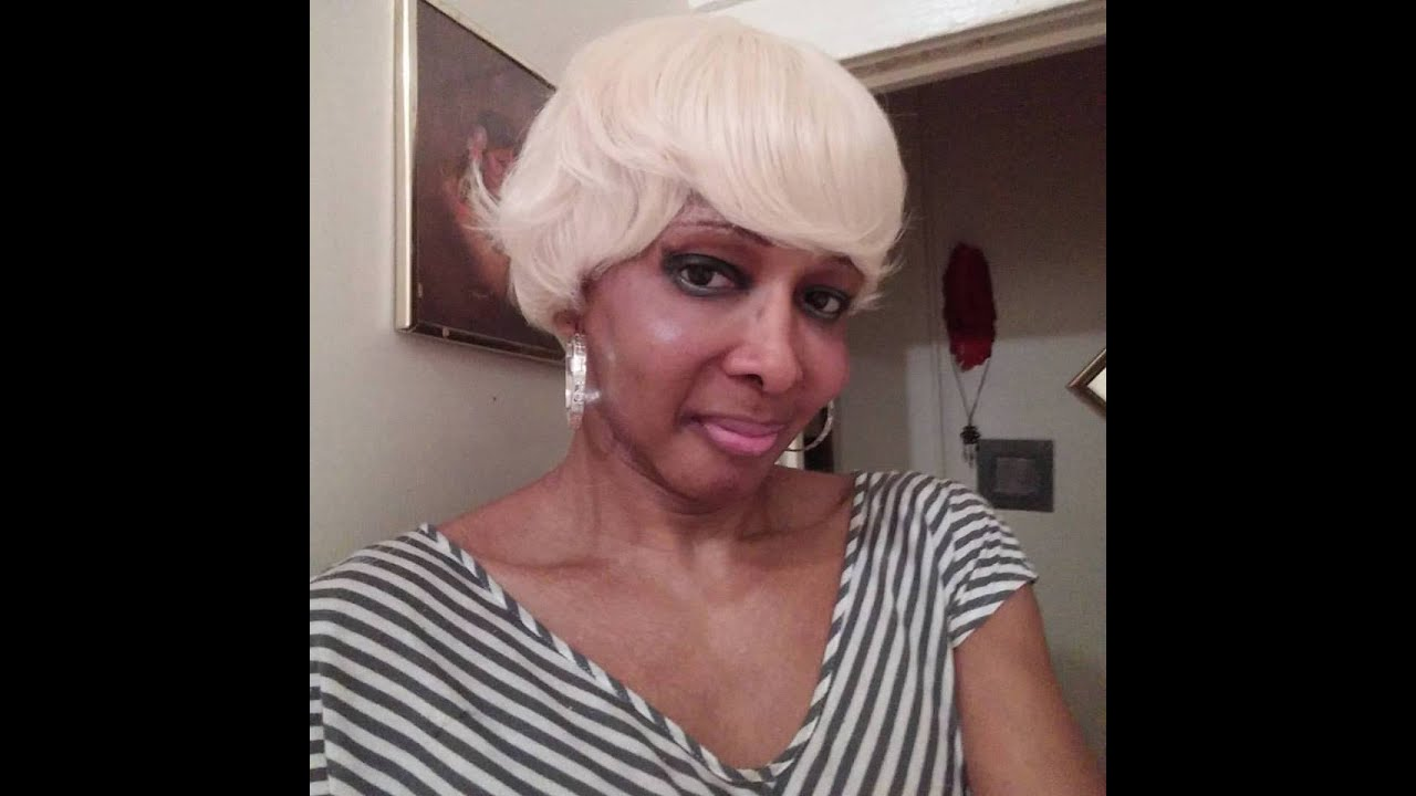29 Piece Quick Weave Blonde 613 Step By Step Harlem 125 Youtube