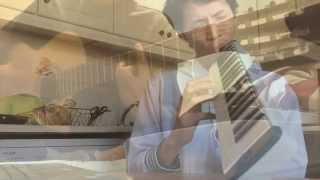 Dấu chân địa đàng - Chân Lê -  Hòa tấu guitar & melodica.