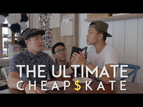 are you dating a cheapskate