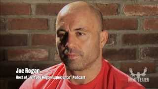 Joe Rogan Talks Hunting with Steven Rinella on MeatEater - Premieres 4/28 on Sportsman Channel