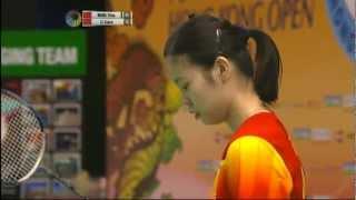 F - WS - Li Xuerui vs Wang Yihan - 2012 Yonex-Sunrise Hong Kong Open