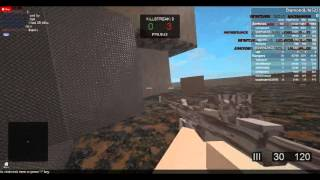 Let's Play Roblox Battlefield Episode 18 DiamondLife522