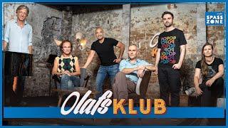Olafs Klub vom 16.09.2021 mit Schubert, Johann, Kirsten, Dr Pop, Django & William