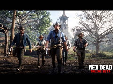 Red Dead Online Release Date, Beta & More! (RDR2 Multiplayer)