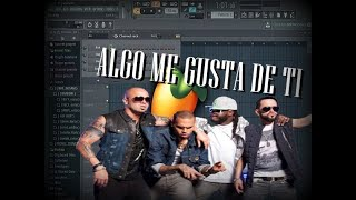 Wisin y Yandel Ft Chris Brown T Pain -Algo Me Gusta De Ti -Remake