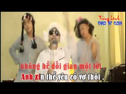 ONG XA EM NUMBER ONE KARAOKE TUNGLINH.avi - YouTube.flv