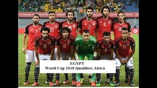 EGYPT● Road to Russia● All 12 goals in 2018 World Cup Qualifiers Africa