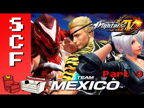 The King of Fighters XIV: Part 9! Featuring Jesse Cox!! Super Couch Fighters!