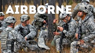 US vs UK Army Paratroopers - British Parachute Regiment vs US Airborne Division CJOAX 15