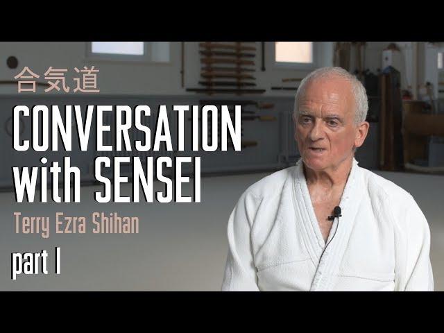 Conversation with Sеnsei /Aikido, Zen, Kototama, O Sensei, Yamaguchi, Chiba Sensei /