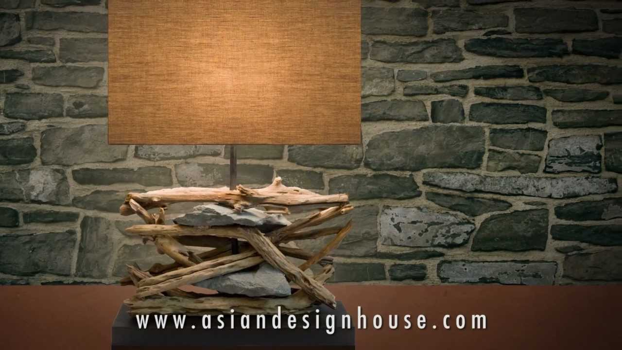 o'thentiqueasian design house driftwood lighting and wooden