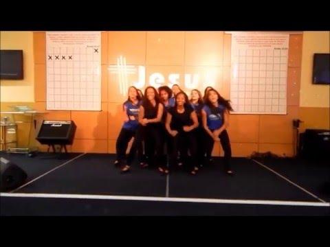 Hoje vai Resplandecer - Ministério de Dança Redenção