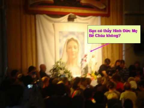 Nhung Tam Hinh Ky La tai Medugorje