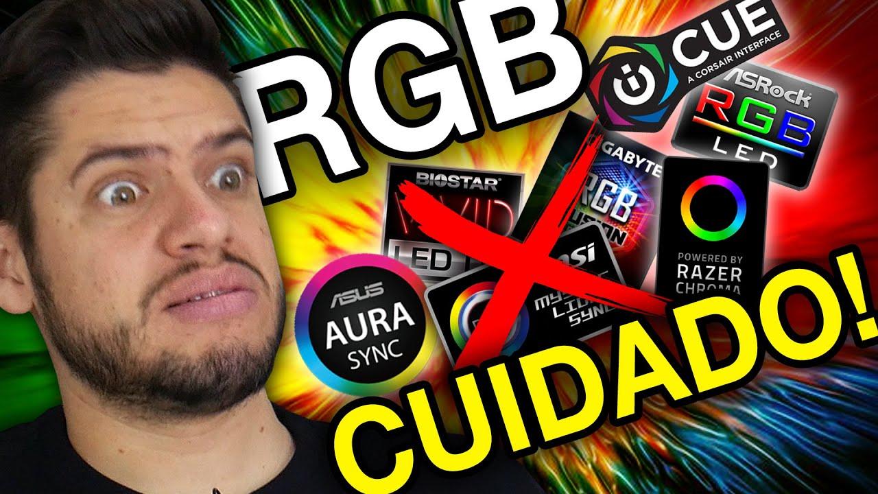 OS RISCOS do RGB no PC: Anti-cheat, vírus, programas diferentes, incompatibilidade e controladoras