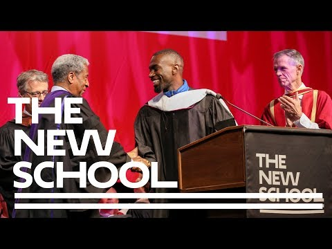 DeRay Mckesson | Commencement Speaker 2016 | The New School