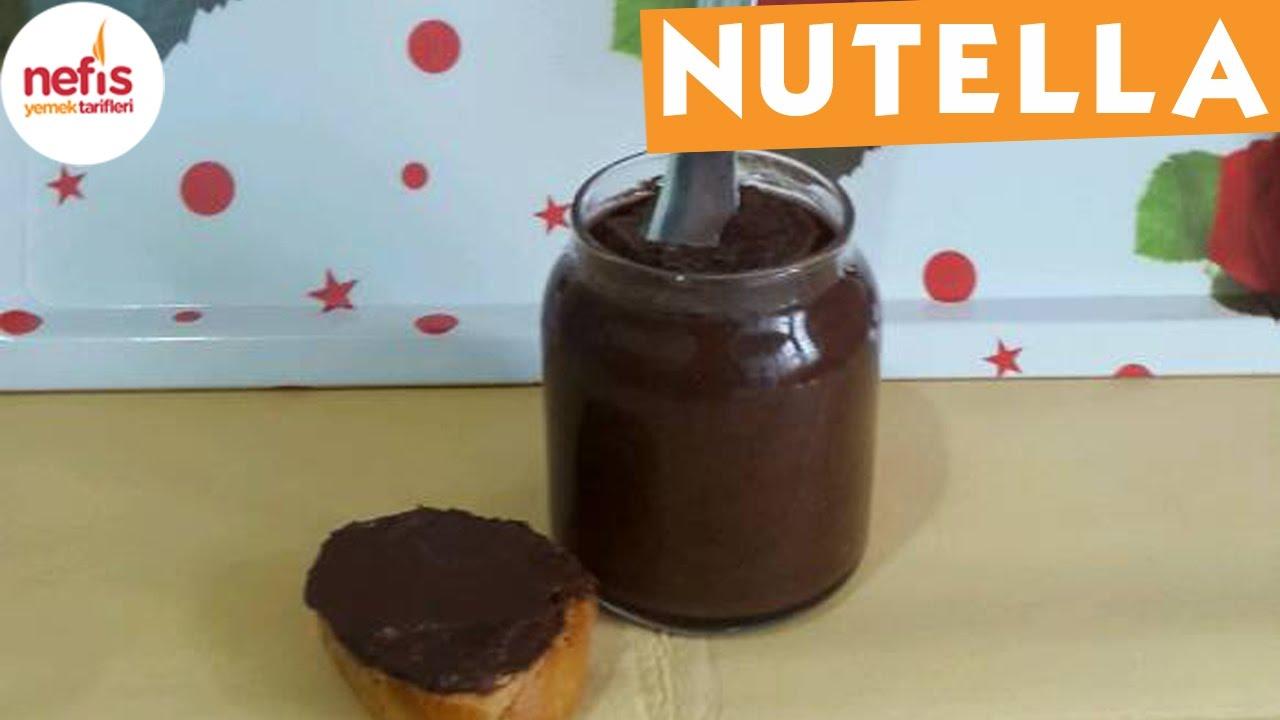 Ev Yapımı Kahvaltılık Çikolata Tarifi Videosu