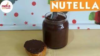 Nutella Püf Noktalarıyla - Çikolatalı Tarifler - Nefis Yemek Tarifler