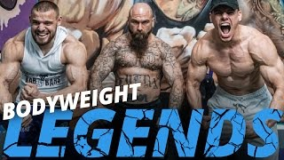 Bodyweight LEGENDS Crush Street Workout
