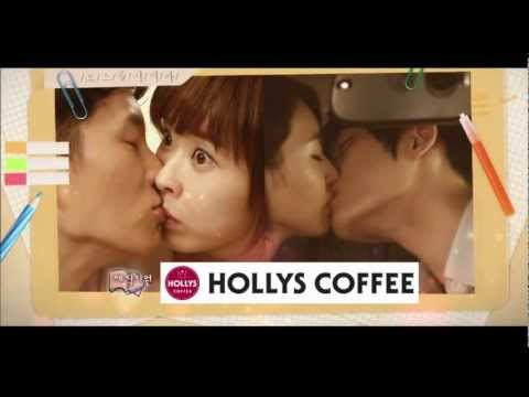 Kissing scene - Protect the Boss
