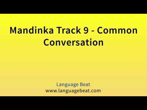 Learn Mandinka Lessons 1- 25 for Beginners