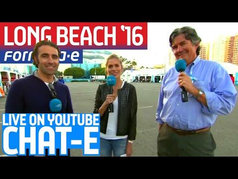 Chat-E Fan Show LIVE From Long Beach! - Formula E