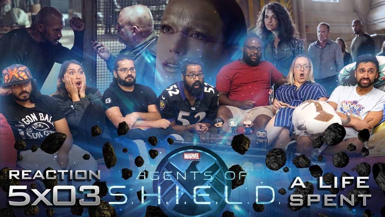 Download Agents of Shield - 5x3 A Life Spent - Group Reaction