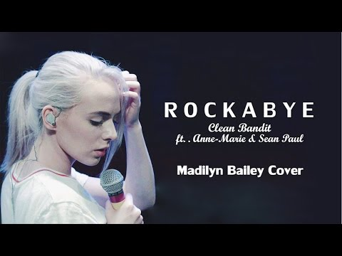 Rockabye - Madilyn Bailey (Cover Lyrics)