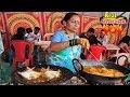 Street Food India Non Veg Alibag Beach | Alibaug Fish Fry | Mumbai Street Food Hindi | Surmai Bombil