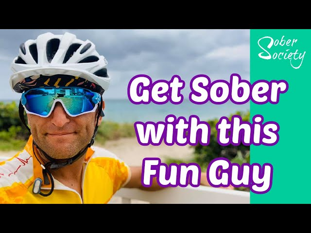 Get Sober With This Fun Guy