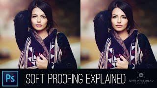 Soft Proofing in Adobe Photoshop screenshot 4