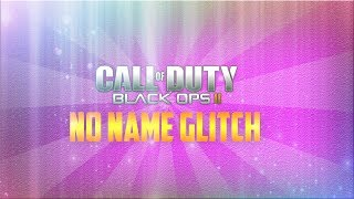 [Black Ops 2] PS3/XBOX No Name Glitch Tutorial 1.19 [Working]