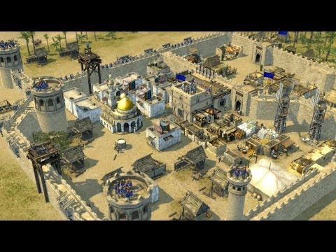 Stronghold Crusader 2 - New Trailer w/ short Gameplay Previews [1080p/HD] from YouTube · High Definition · Duration:  2 minutes 24 seconds  · 17,000+ views · uploaded on 3/28/2014 · uploaded by SergiuHellDragoonHQ