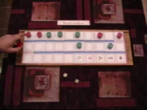 Senet-modern New game in 2011 |