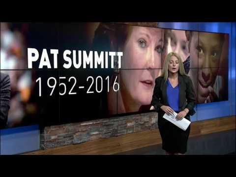Pat Summitt dies, public funeral ceremony announced