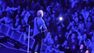 Bon Jovi - Wanted Dead or Alive (Live Chicago 2017)
