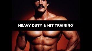 Is Heavy Duty or HIT Training Magic?