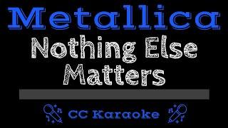 Download lagu Metallica • Nothing Else Matters (CC) [Karaoke Instrumental Lyrics]