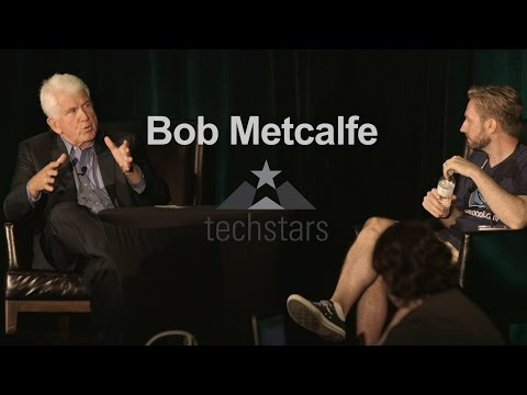 Techstars FounderCon 2014 - Bob Metcalfe, Co-inventor of the Ethernet