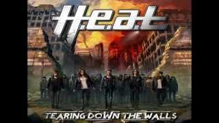 H.E.A.T - Tearing Down The Walls (HQ)