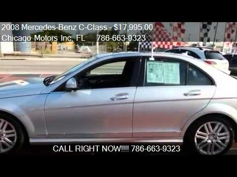 2008-mercedes-benz-c-class-c300-4matic-luxury---for-sale-in