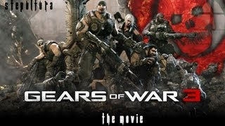 Gears of War 3 [Game Movie]