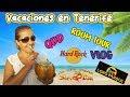 Necesito Vacaciones 2018 VACACIONES De Verano En TENERIFE 2018 Room Tour QDD Y VLOG mp3