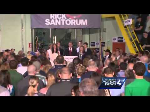 Rick Santorum announces run for 2016 Republican presidential nomination