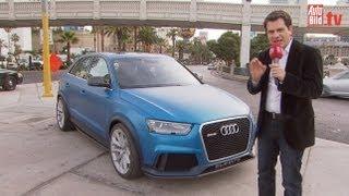 Audi RS Q3 Concept 2012 Videos